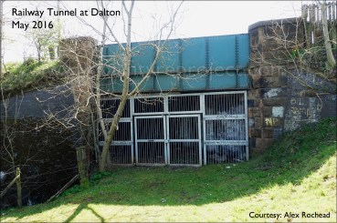 2016 Railway Tunnel at Dalton