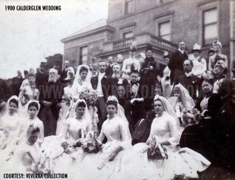 1900 Calderglen Wedding