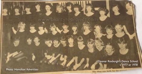 1977 Eleanor Roxburgh Dance School wm
