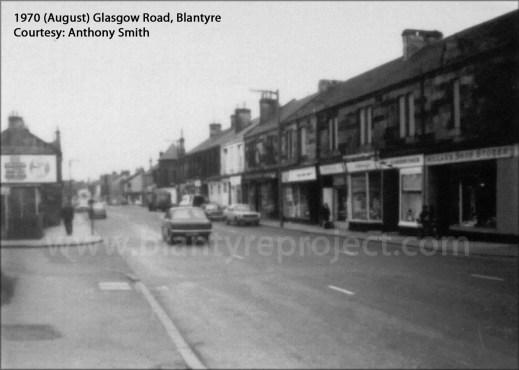 1970 Glasgow Road & Elm St by Anthony Smith wm