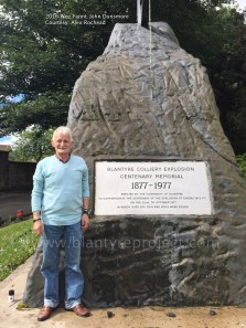 "2016 John ""Wee Yanni"" Dunsmore at Kirkton in July"