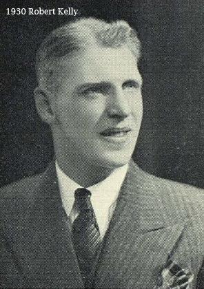 1930 Robert Kelly