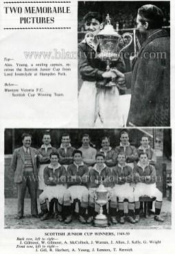1950 Blantyre Vics