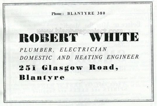1950 Robert White Plumber wm