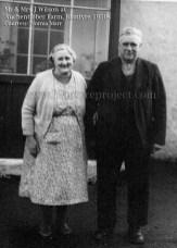 1950s Mr & Mrs J Wilson