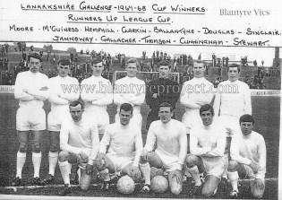 1967 Blantyre Vics