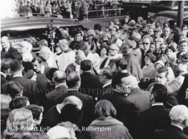 1971 Sir Robert Kelly's Funeral