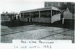 1984 Pre war Pavillion in use