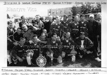 1998 Blantyre Vics