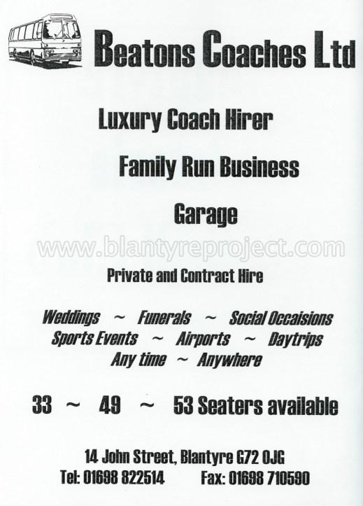 2004 Advert Beatons Coaches wm