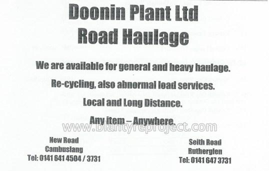 2004 Doonin Advert wm