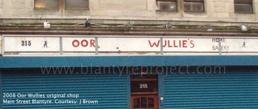 2008 Oor Wullies former bakery