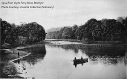 1904 River Clyde Ferry Boat