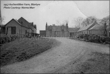 1957 Auchentibber Farm