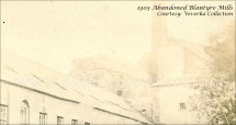 1903 Abandoned Blantyre Mills (PV)