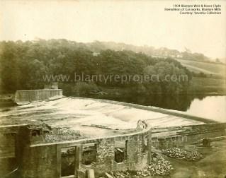 1904 Blantyre Weir
