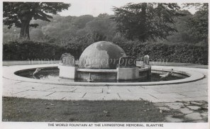 1939 World Fountain