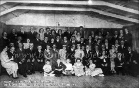 1950 Lizzie McGuire Wedding, Ulva Hut