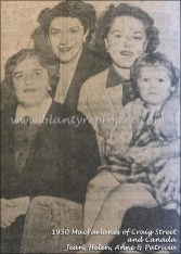 1950 MacFarlane Family (Canada connections)