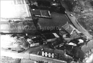 1964 Causeystanes aerial