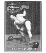 1940s William Beattie, the Scottish Apollo