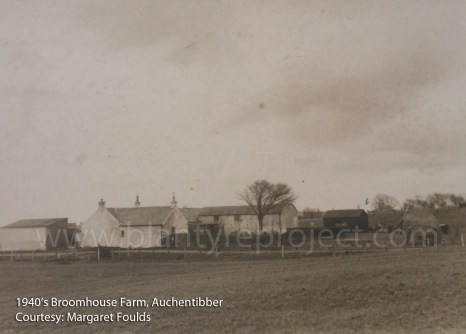 1940s Broomhouse Farm