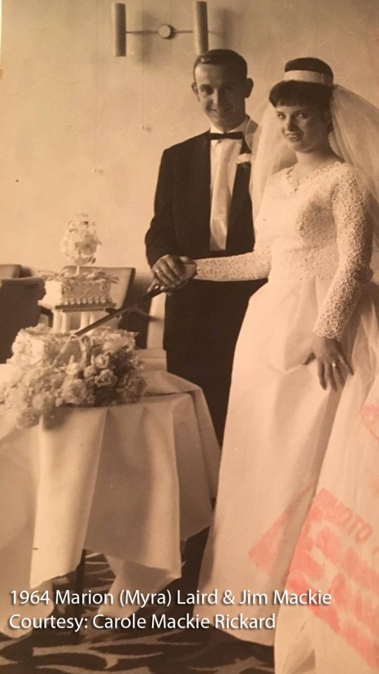 1964 Myra Laird & Jim Mackie wm