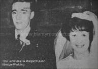 1967 James Blair & Margaret Quinn