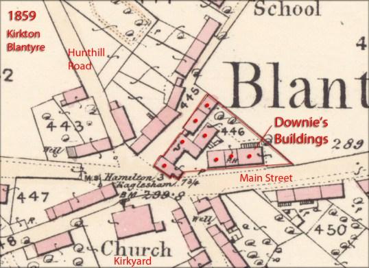 1859 Downies Buildings