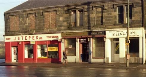 1979 Millars Building Glasgow Rd