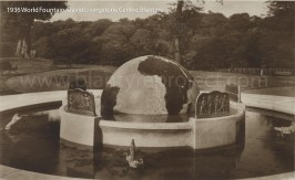 1936 the new World Fountain