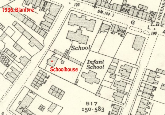 1936 schoolhouse