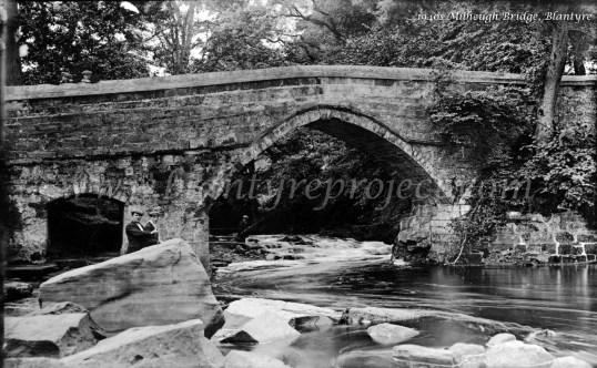 1940s Milheugh Bridge 3 wm