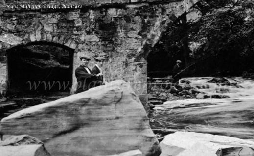 1940s Milhuegh Bridge wm