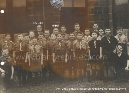 1941 2nd Blantyre Boy Scouts wm