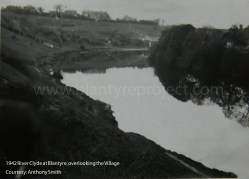 1942 Looking to Village
