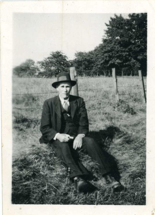 1950 Robert Henderson of Westend (b.1865)