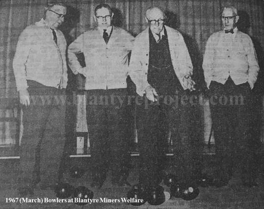 1967 Bowlers at Blantyre wm