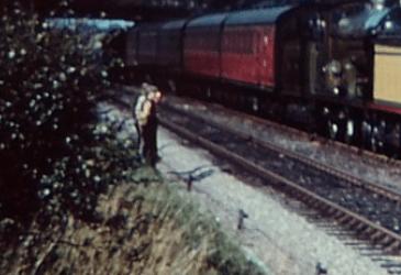 1959 September. Train