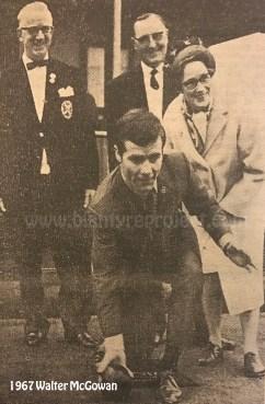 1967 Walter McGowan