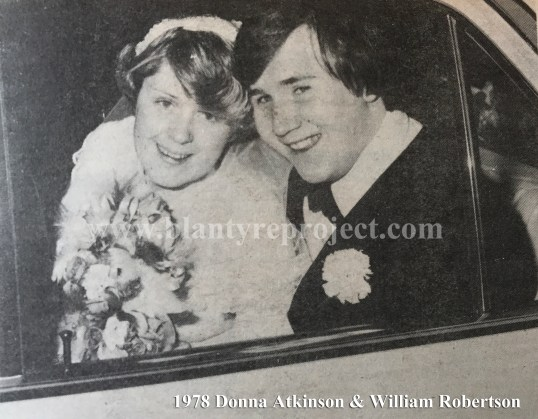 1978 DONNA ATKINSON & WILLIAM ROBERTSON wm