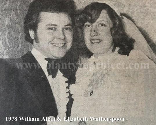 1978 Elizabeth Wotherspoon & William Allan wm
