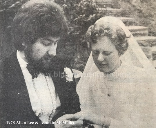 1978 Jeanette McMullen & Allan Lee wm