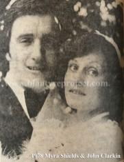 1978 Myra Shields & John Clarkin