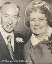 1978 Rita Dixon & James Reid