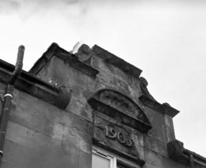 1903 date stone