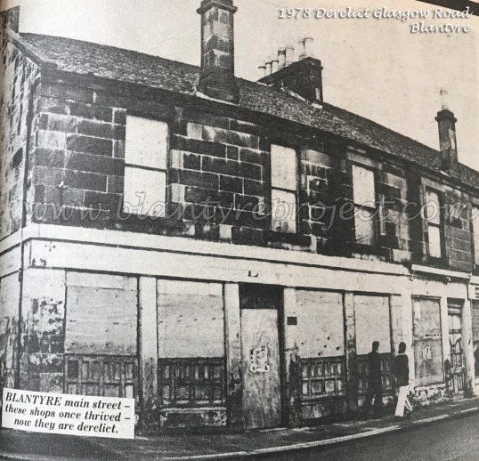 1978 Derelict Glasgow Road wm