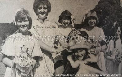 1978 Margo Cairney, Miners' Welfare gala