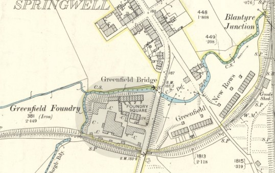 Greenfield foundry