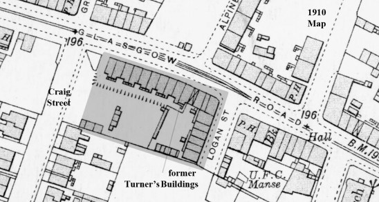 Turners Buildings zoned